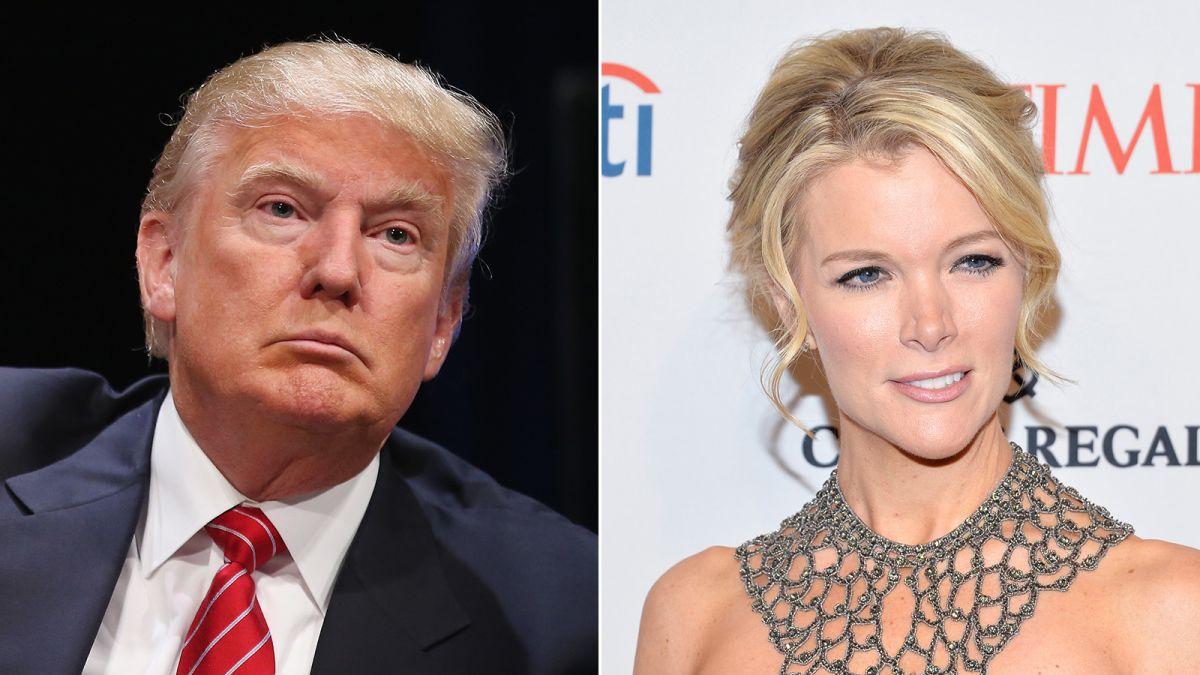 Trump draws outrage after Megyn Kelly remarks - CNNPolitics