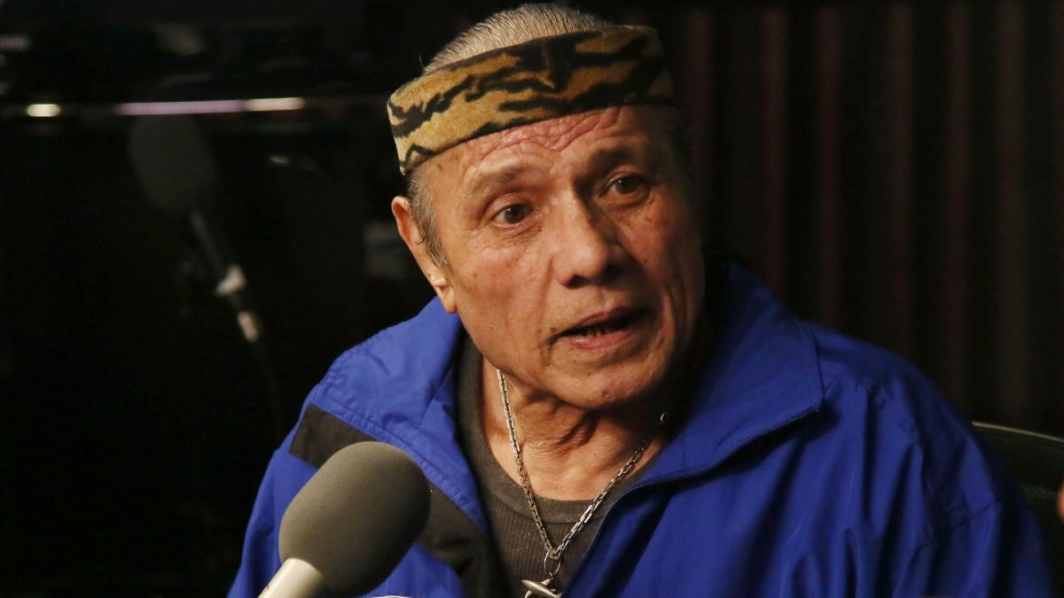 Jimmy Snuka, or 'Superfly,' charged in 1983 murder - CNN