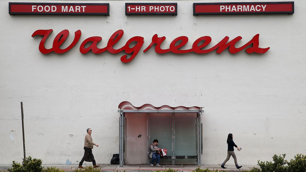 Family can sue Walgreens over woman's death after insurance