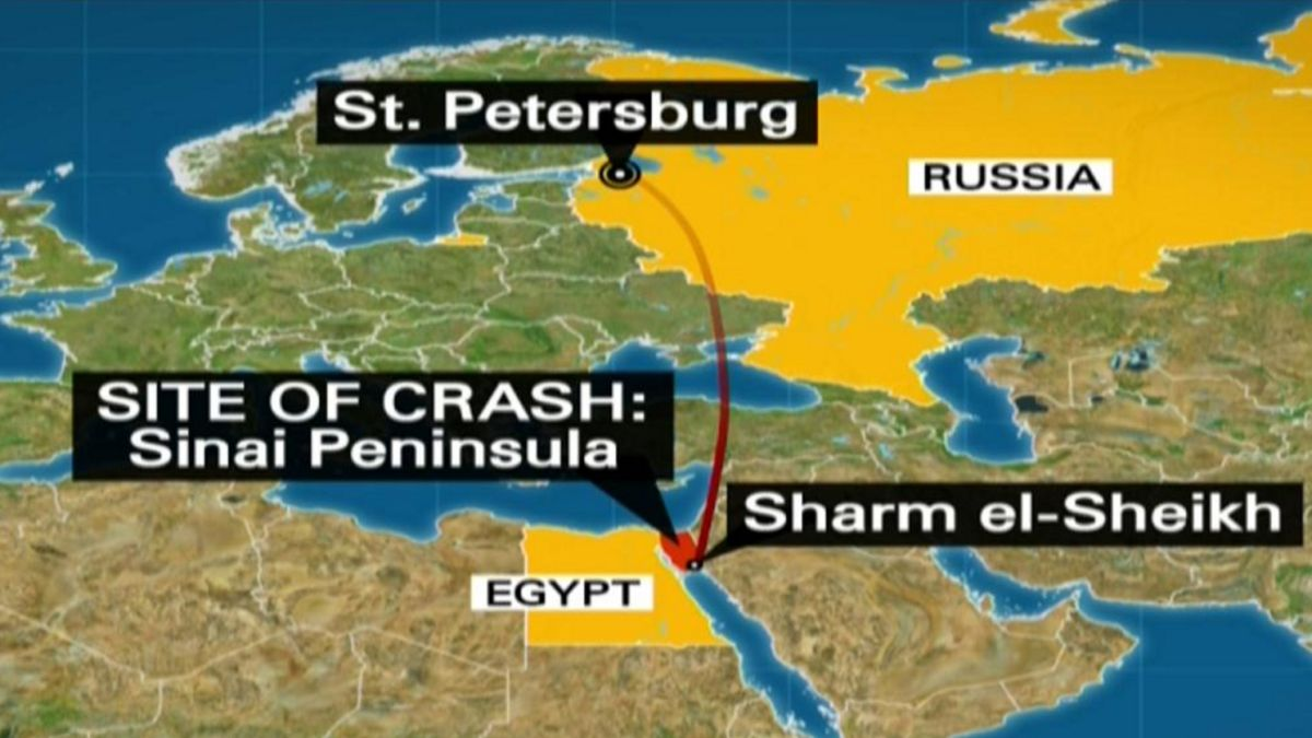 Russian plane crash in Sinai: All 224 on board killed - CNN