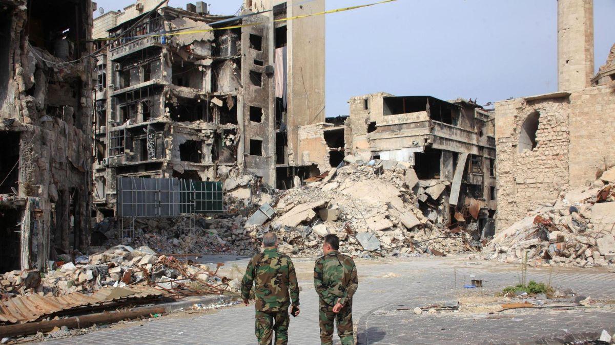 Aleppo siege marks upheaval on Syrian battlefield - CNN