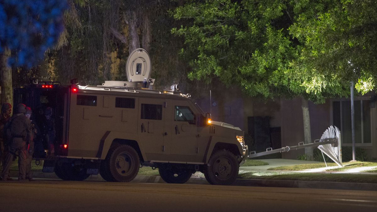 Mass shooting at Inland Regional Center: What we know - CNN