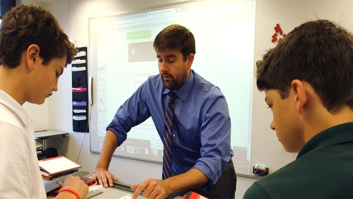 Wondrous Students Using Standing Desks To Learn Cnn Best Image Libraries Weasiibadanjobscom