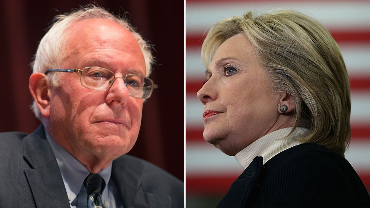 Bernie Sanders: Hillary Clinton not 'qualified' for