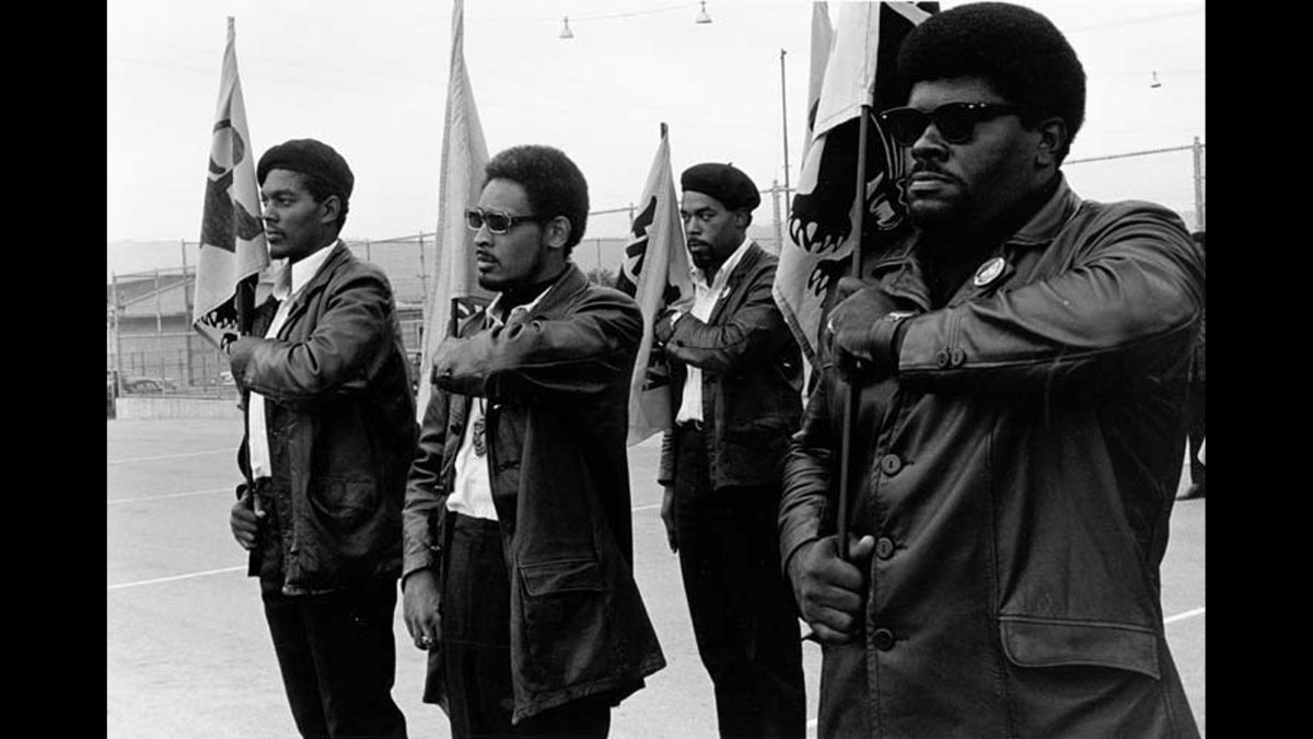 50 Years Later Who Are The Heirs Of The Black Panthers Opinion
