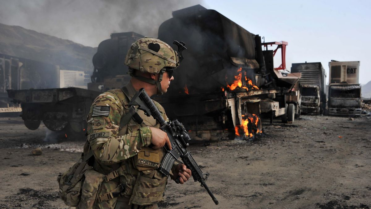 Is Our Mission In Afghanistan Worth >> Afghanistan War Just What Was The Point Cnn
