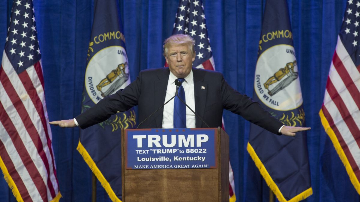It's plausible Trump incited violence, judge rules in OK'ing lawsuit