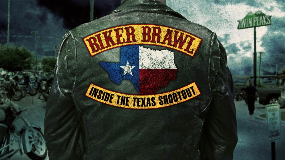 HOUSTON and NEVER SURRENDER Small Patches Set for Biker Vest Jacket