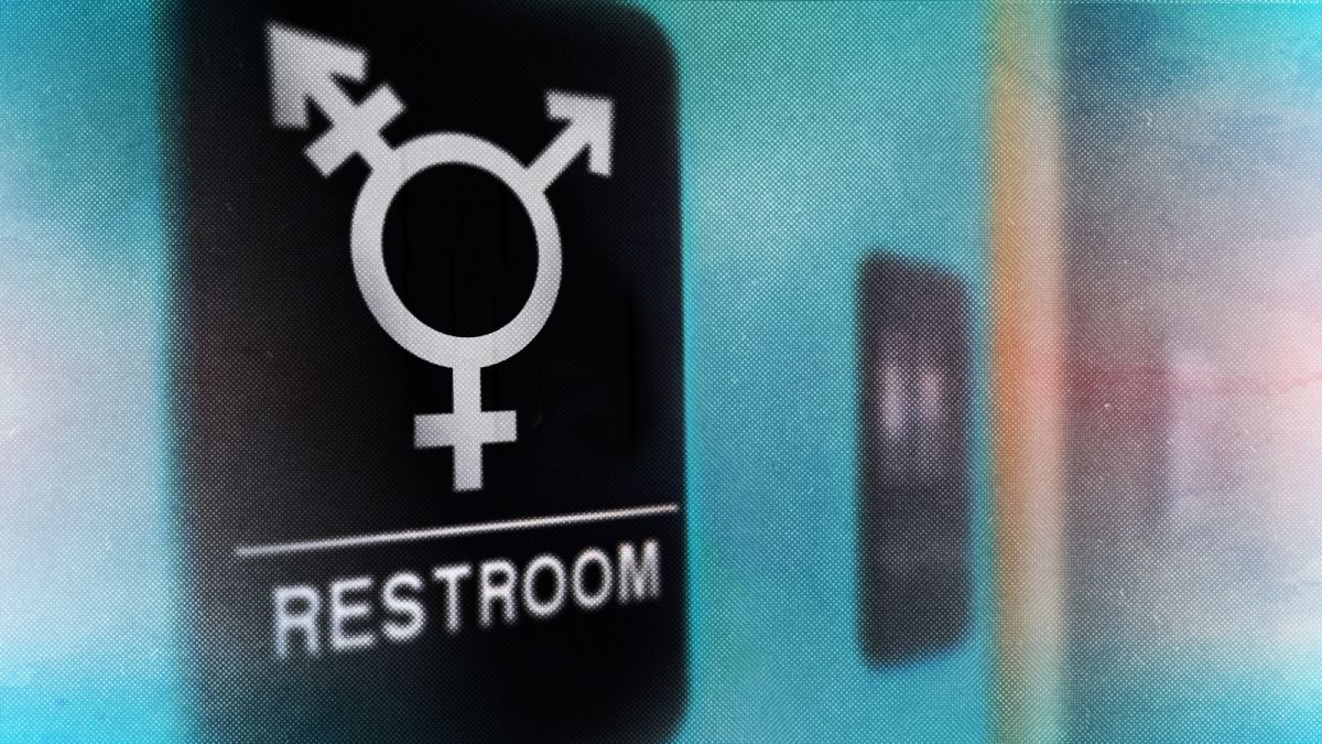 Magnificent Transgender Teens In Schools With Bathroom Restrictions Are Download Free Architecture Designs Scobabritishbridgeorg