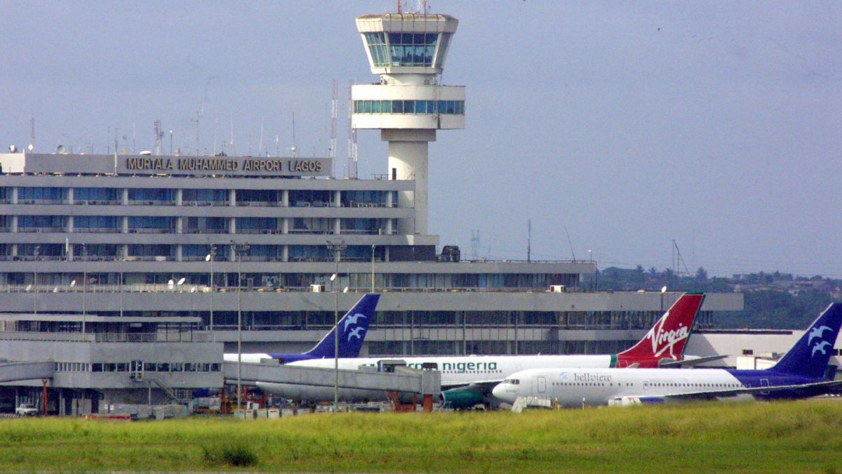 International flights to Lagos divert to Ghana due to poor equipment and  weather - CNN