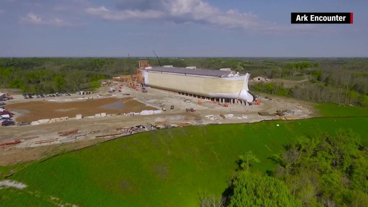Kentucky's controversial ark (Opinion) - CNN