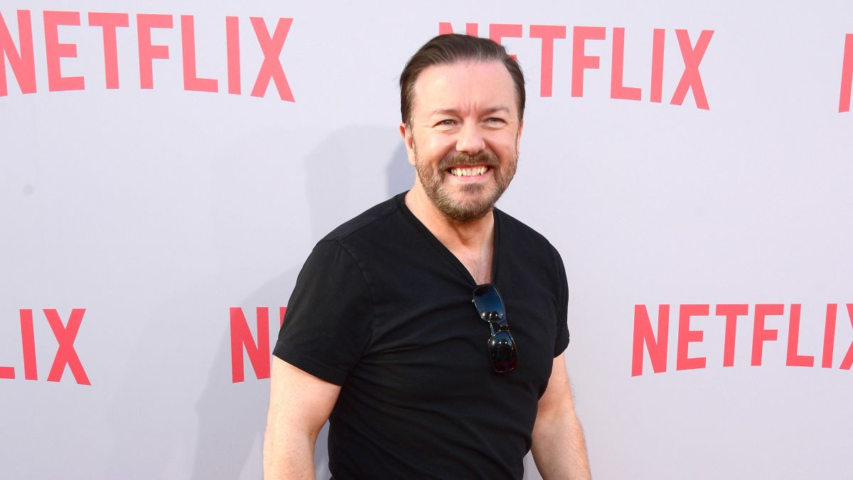 Golden Globes host Ricky Gervais explains the real target of his jokes - CNN
