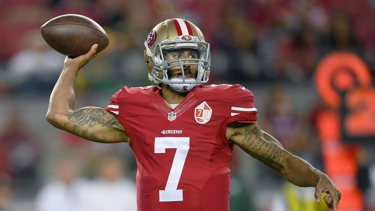 release date: b0737 32371 Packers fans petition the team to sign Kaepernick - CNN