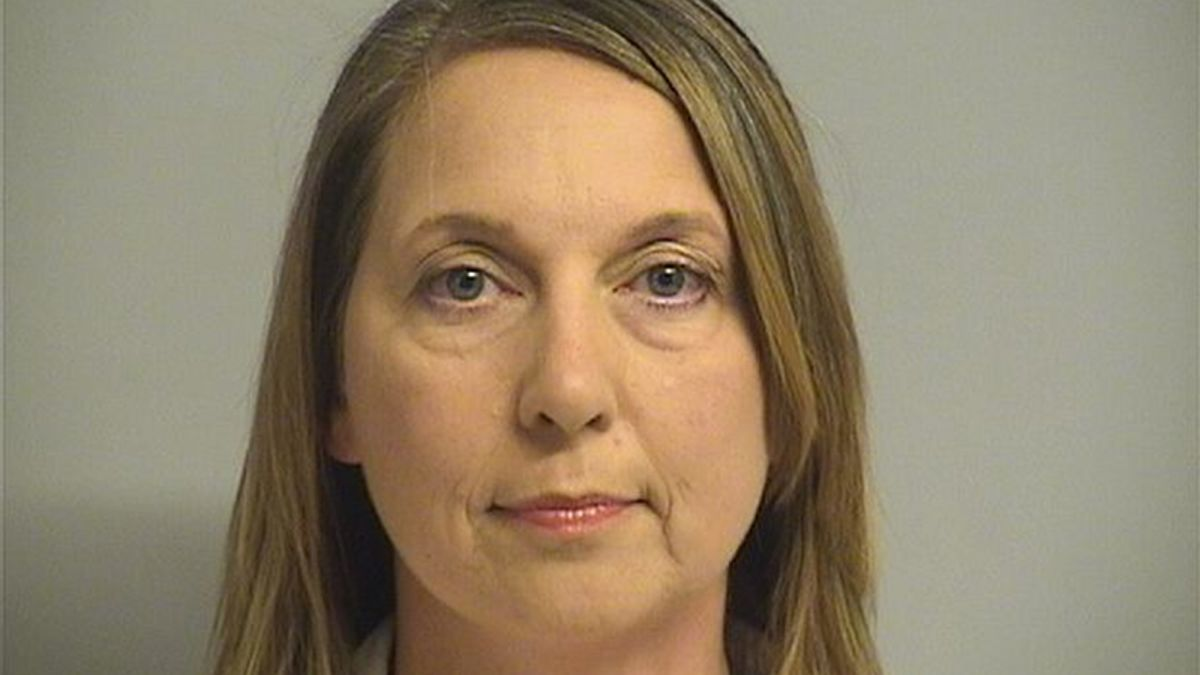 Betty Shelby: Tulsa officer acquitted in fatal shooting of