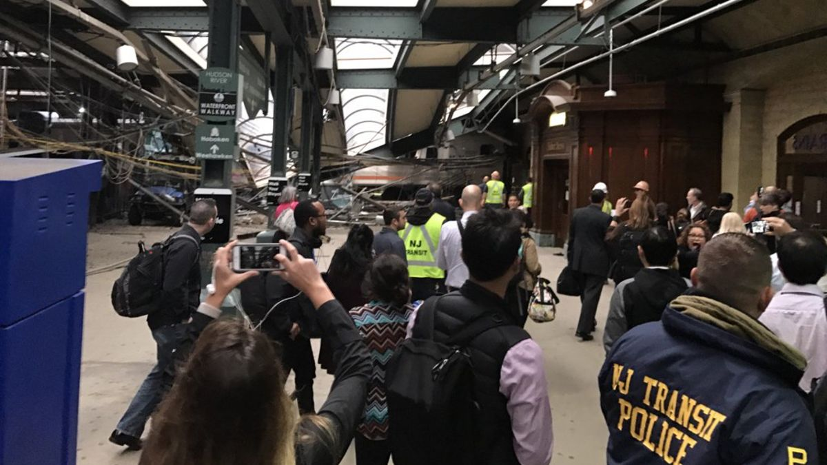 Hoboken train crash: 1 dead, more than 100 injured - CNN