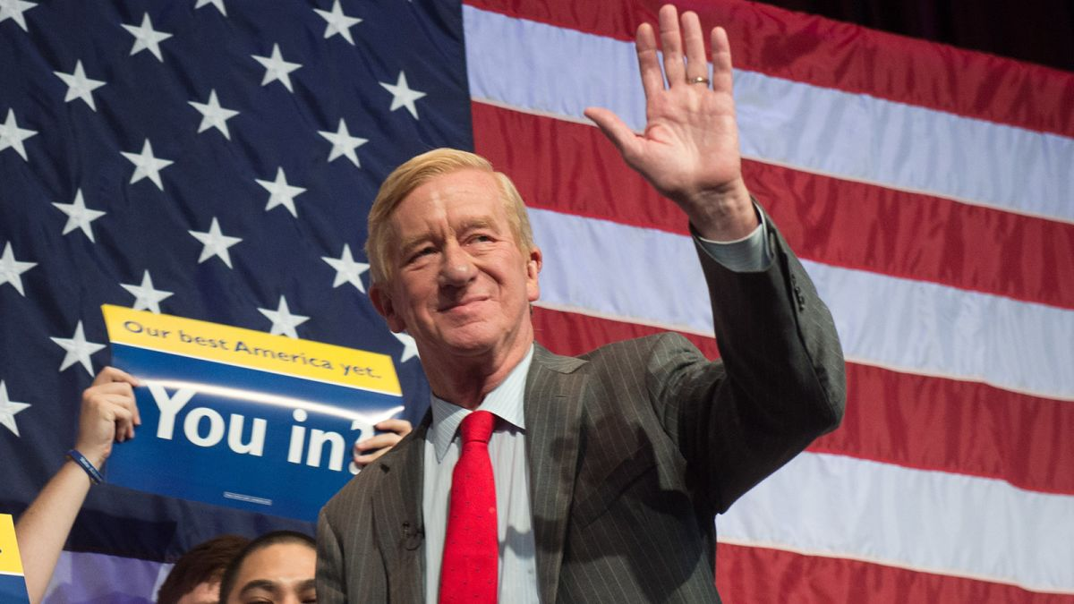 Could Bill Weld cost Trump the election?