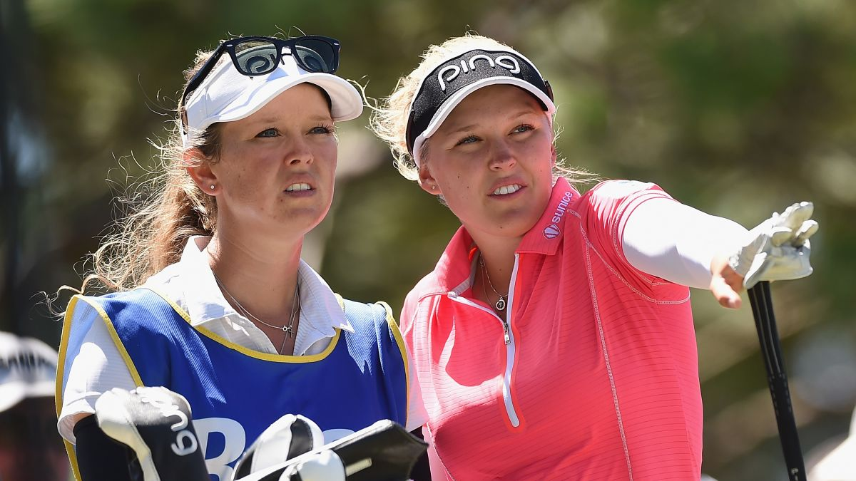 Brooke and Brittany Henderson: Golf's sister act - CNN