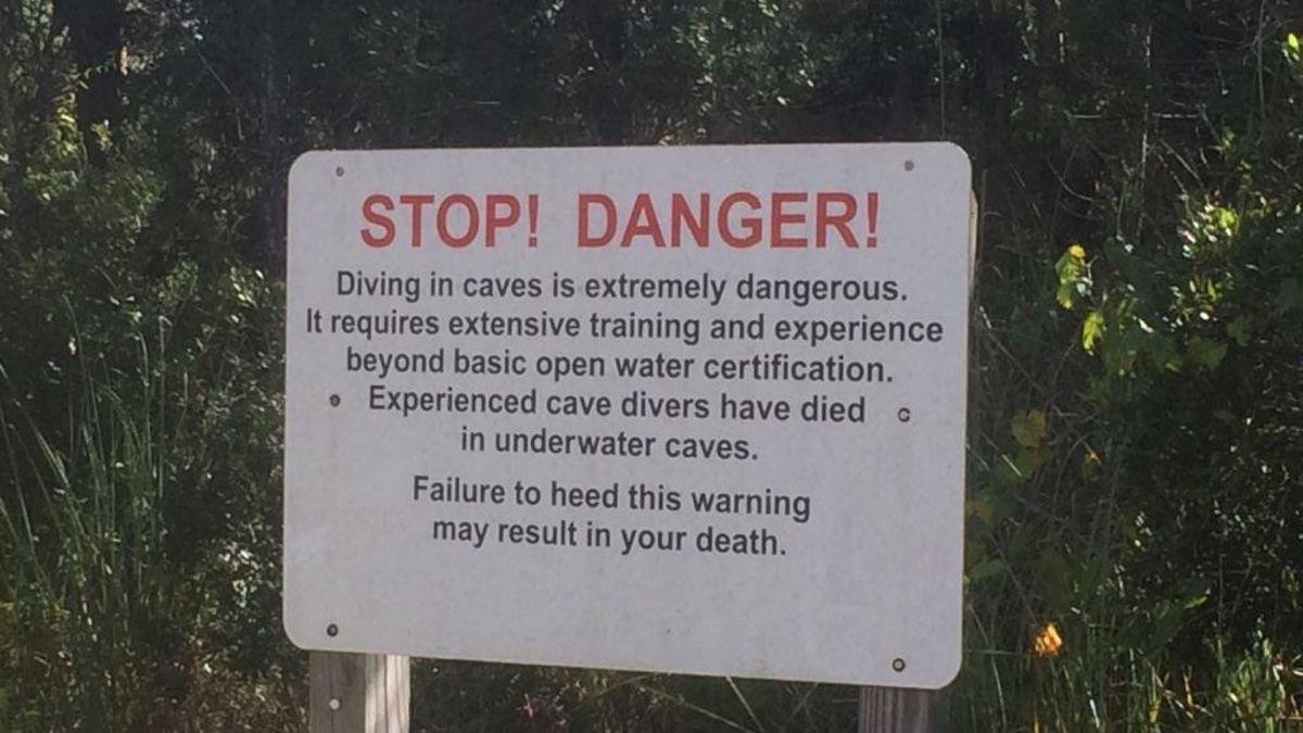 Florida cave divers found dead - CNN