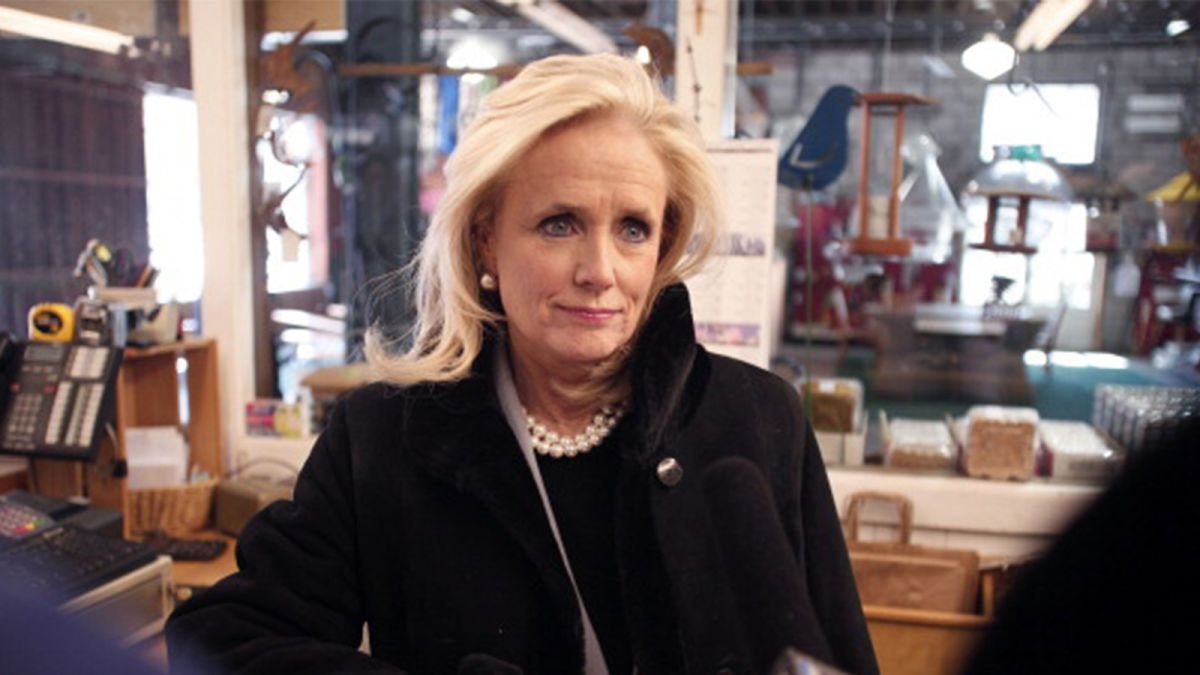 Rep  Dingell says she was groped by 'prominent historical person' in