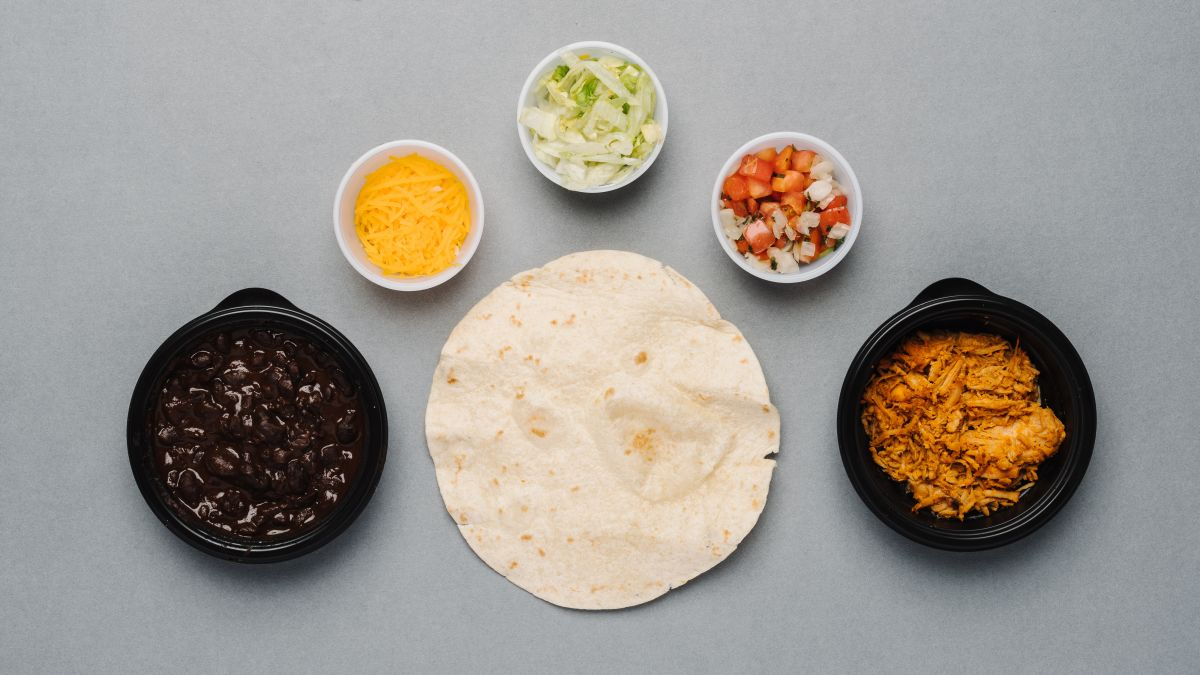 Taco Bell S Menu As Selected By A Nutritionist Cnn