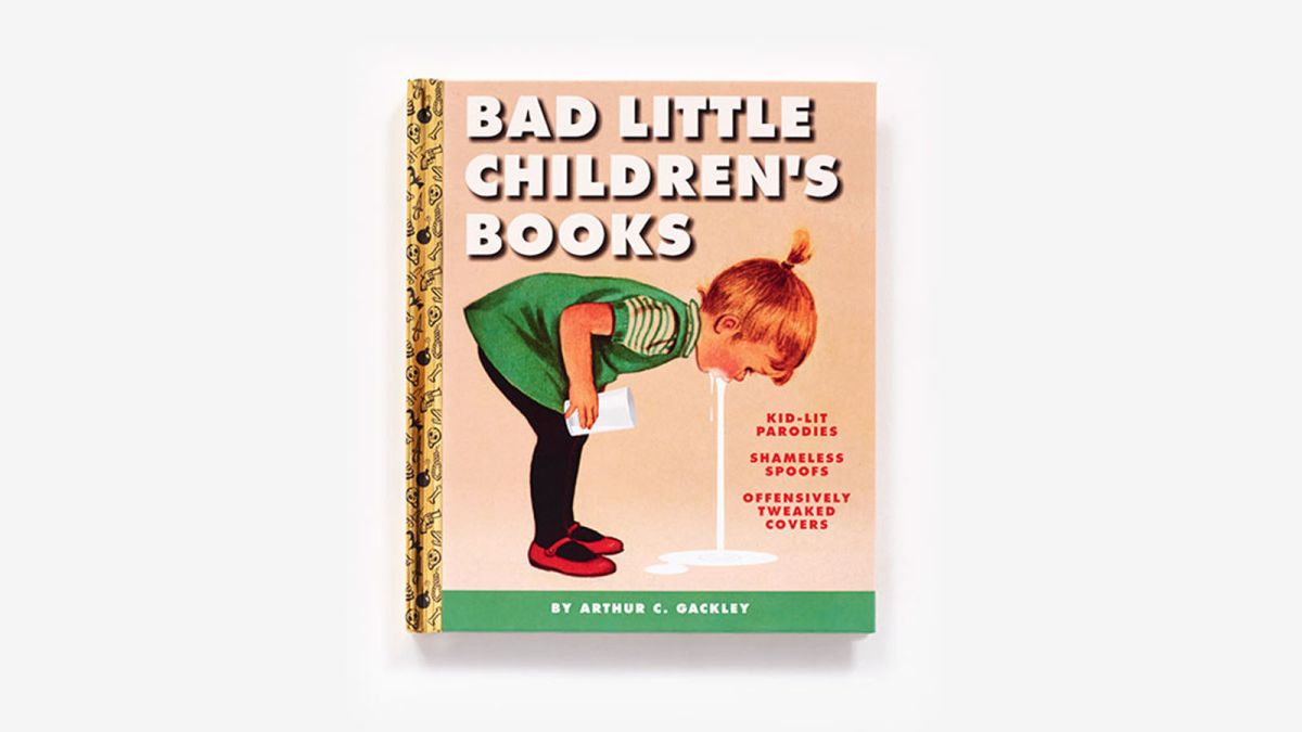 Outrage Over Satirical Children Book Covers Cnn