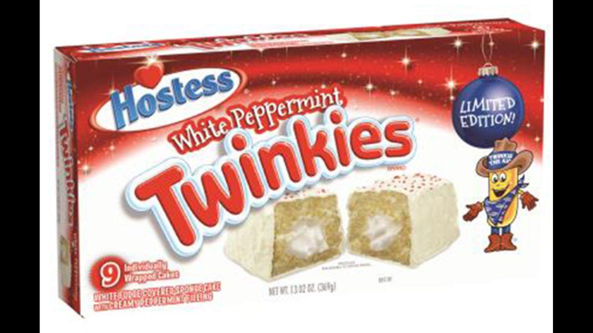 Twinkies, Palmer Candy recalled over salmonella concerns - CNN