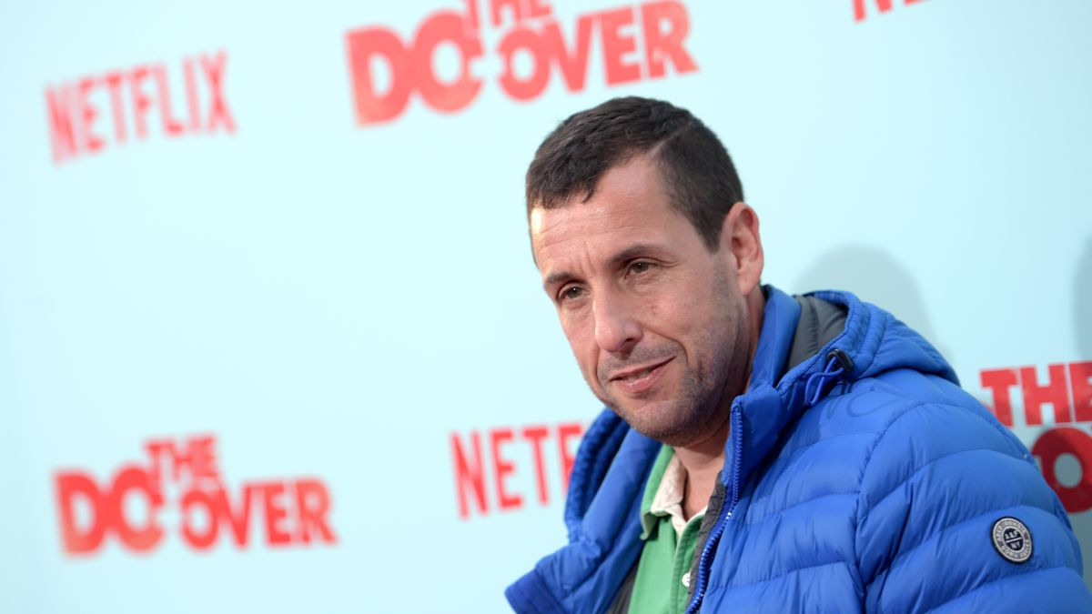 Adam Sandler Will Do Four More Movies For Netflix Cnn