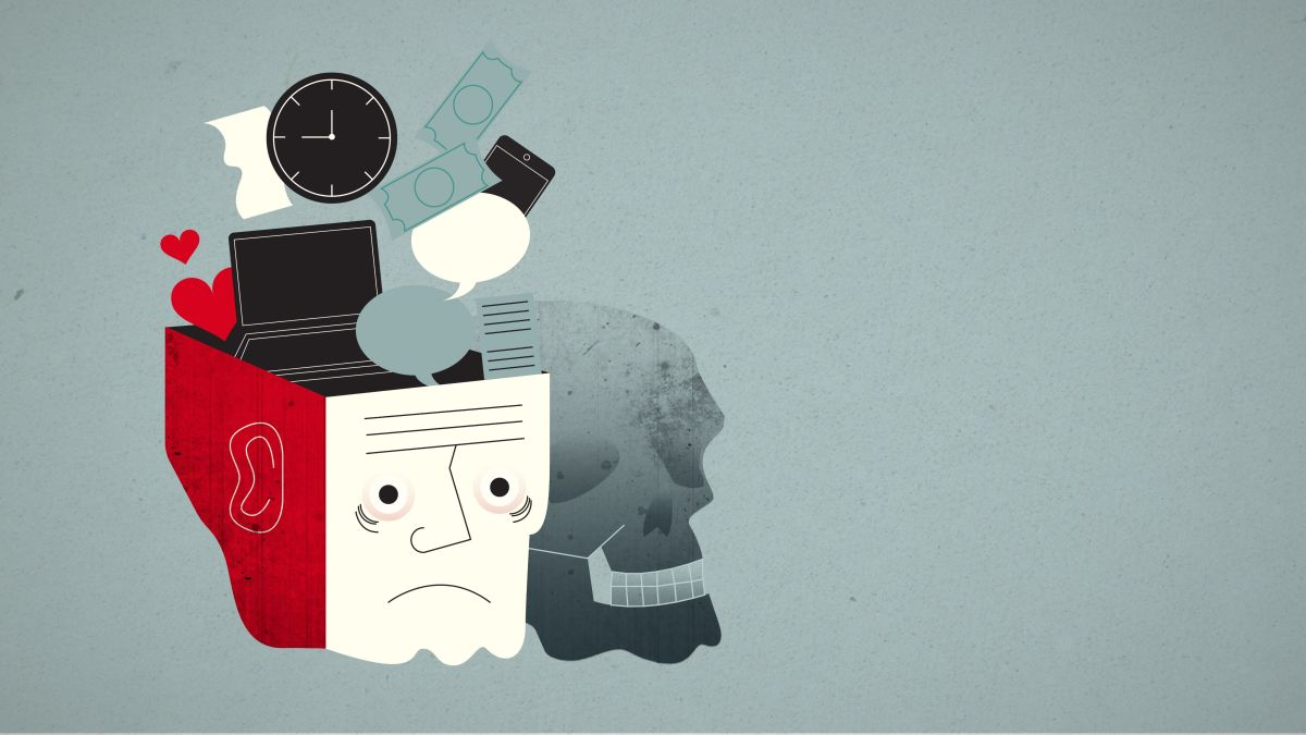 Animated Video How Stress Affects Your >> Stress Really Is Killing Us Opinion Cnn