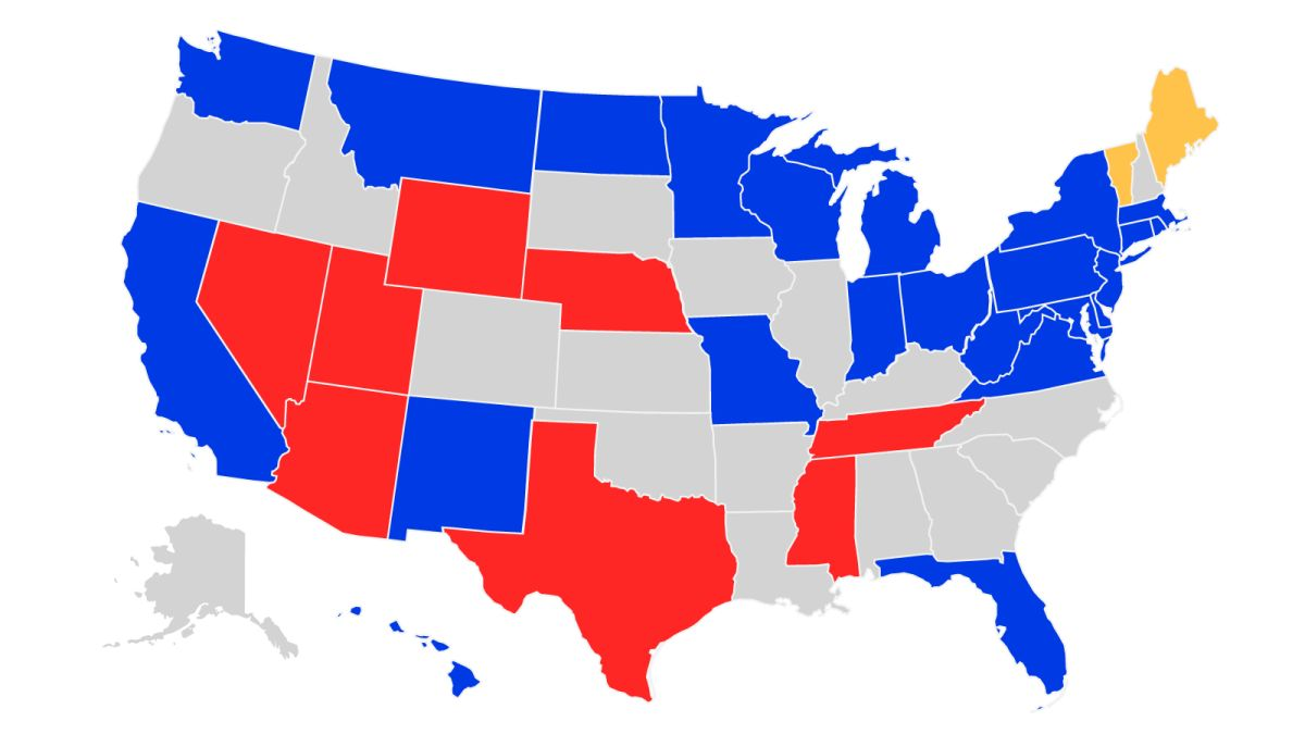 10 Senate seats most likely to flip in 2018 - CNNPolitics