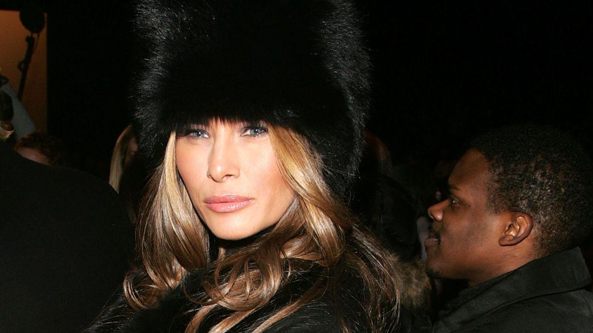Melania Trump no longer wears fur