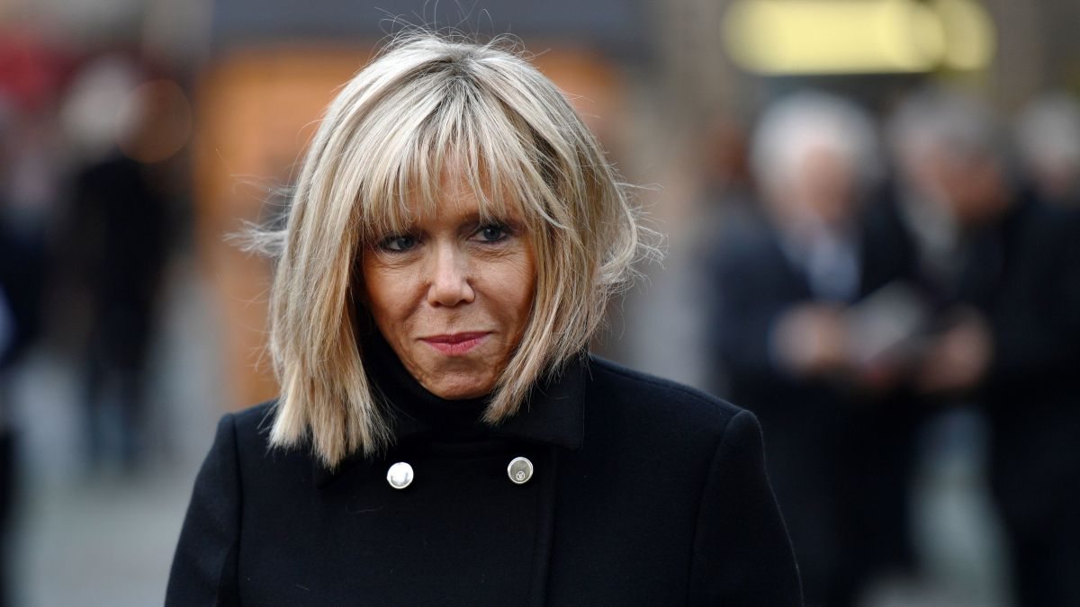 Brigitte Trogneux From Macron S Teacher To First Lady Cnn