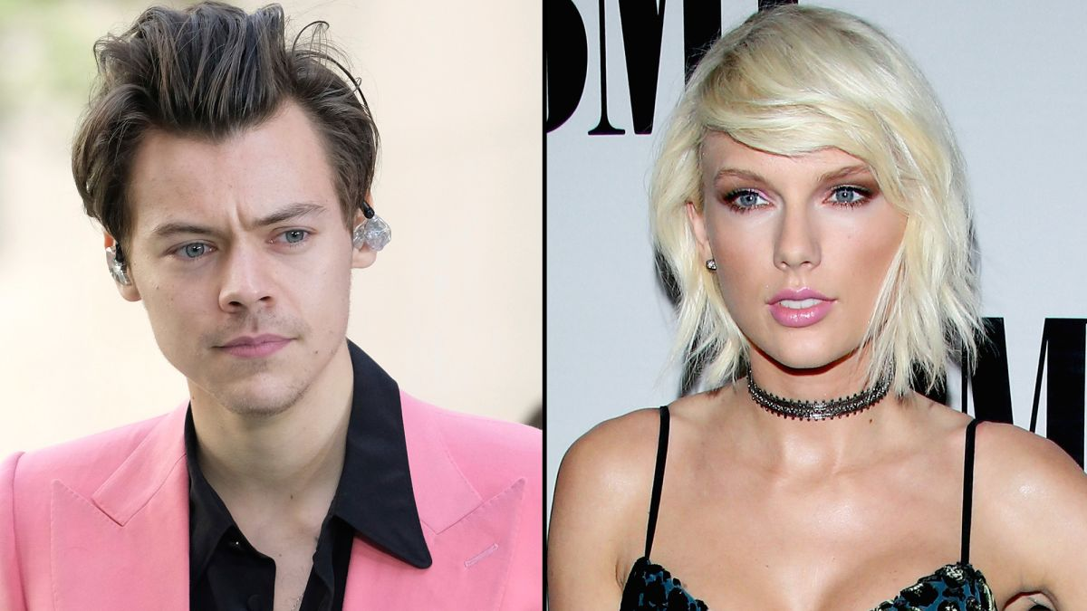 Did Harry Styles Pull A Taylor Swift Cnn