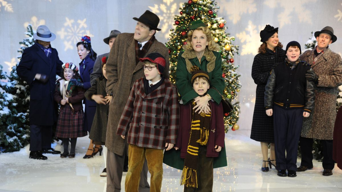 Christmas Story.A Christmas Story Musical Is Coming To Fox Cnn