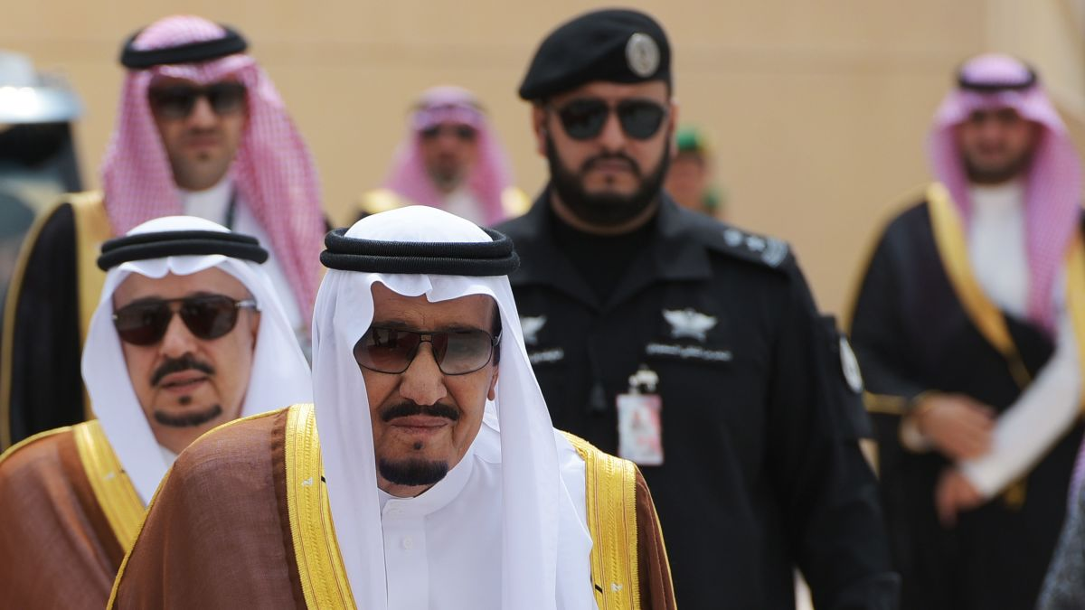 Saudi princes, ministers targeted in anti-corruption sweep - CNN
