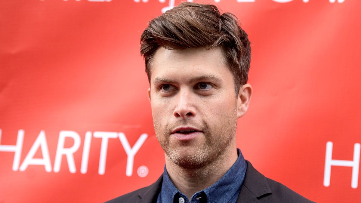 Colin Jost Admits It S Difficult Snl Is On Hiatus With So Much Political Fodder Cnn