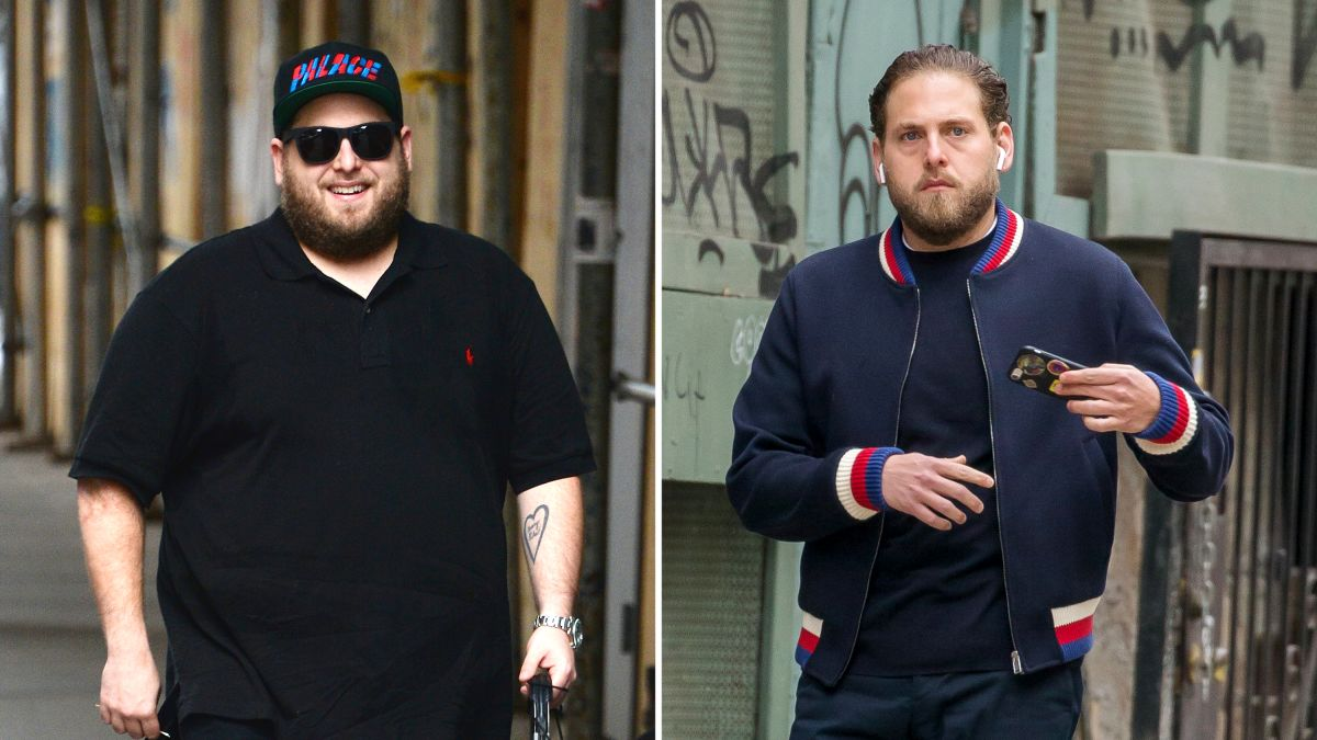Jonah Hill shows off dramatic weight loss - CNN