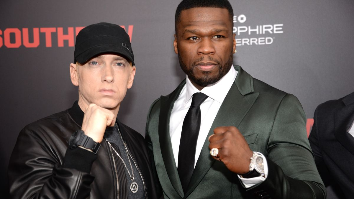 50 Cent made Eminem want to quit - CNN