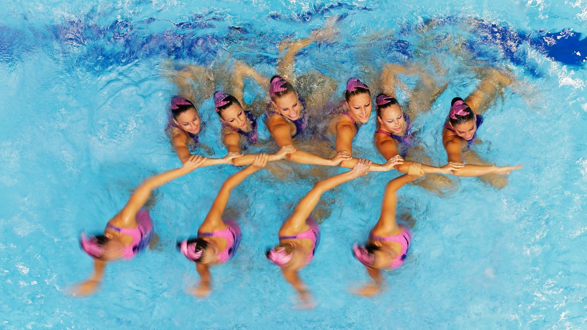 What Is the Origin of Synchronized Swimming? Learn Here