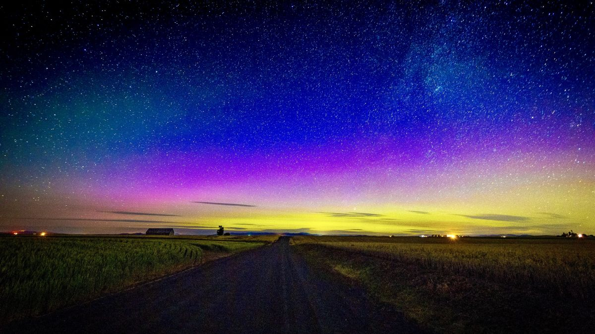 Northern lights: A geostorm will give residents in the Northern US