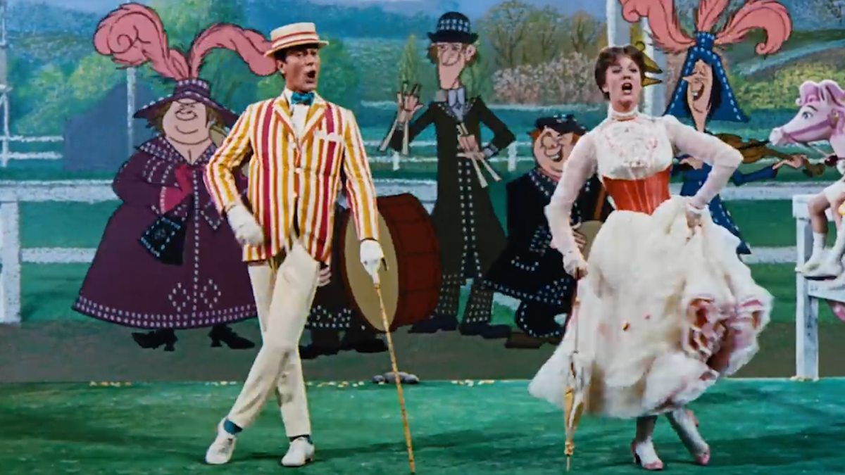 Dick Van Dyke paid Walt Disney to play two roles in 'Mary Poppins'