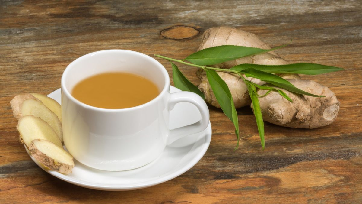 Why Some Health Enthusiasts Are Drinking Ginger Cnn