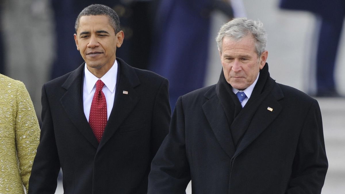 READ: The letter George W. Bush wrote to Barack Obama - CNNPolitics