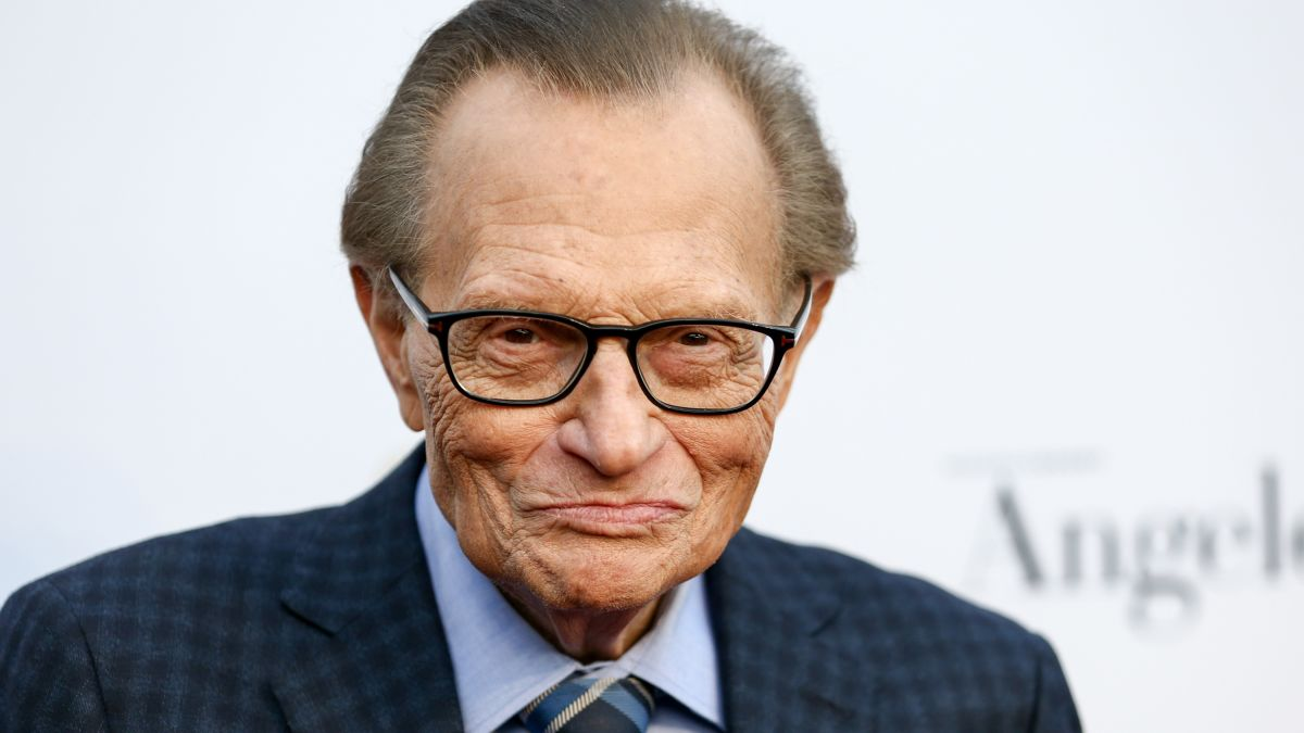 Larry King Hospitalized With Coronavirus