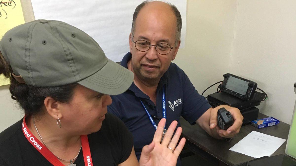 Ham radio operators are saving Puerto Rico - CNN