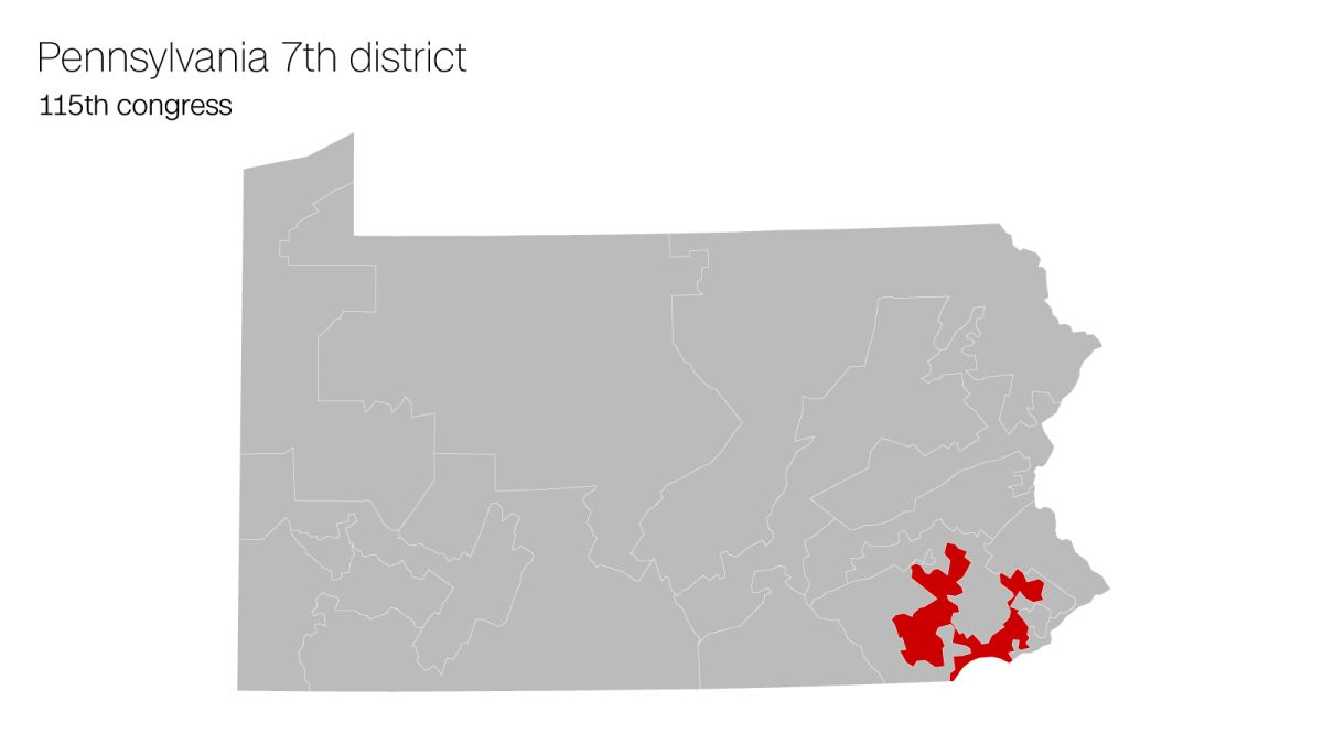 Here are the most gerrymandered US congressional districts - CNNPolitics