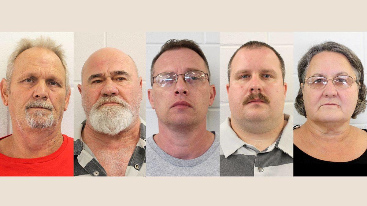 Five arrested after 1983 murder case re-opened