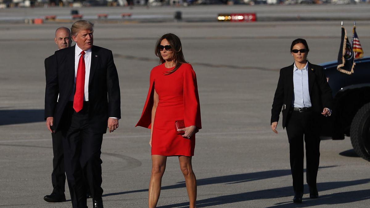 No, Melania Trump does not have a body double - CNNPolitics