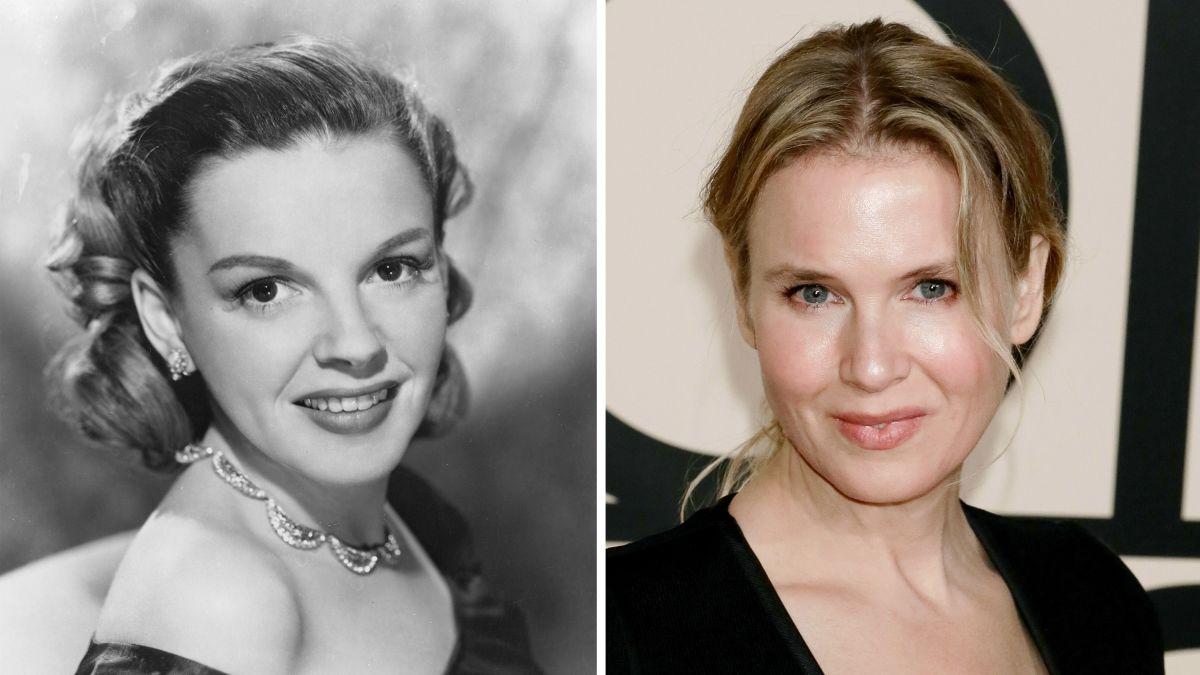 Renee Zellweger To Play Judy Garland In Biopic Cnn