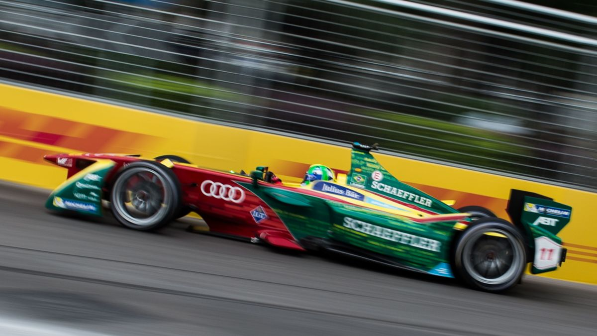 Formula E partners with Swiss technology giant ABB to 'write the