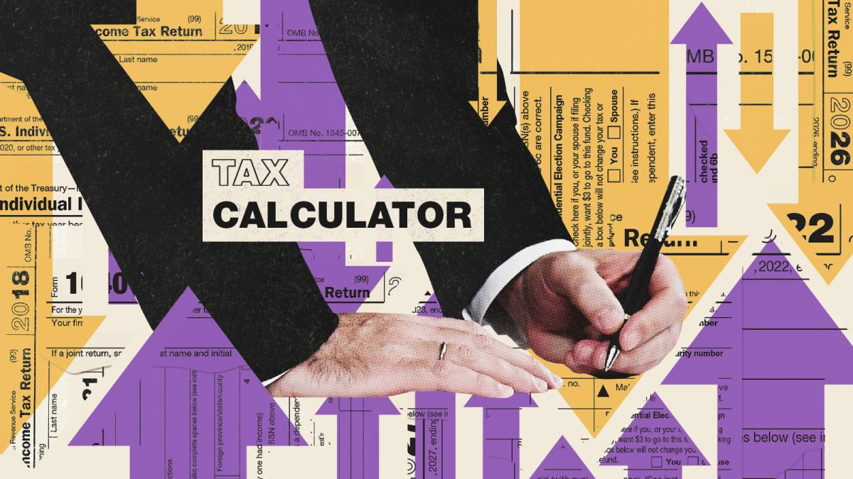 Use this calculator to see how the tax bill affects your